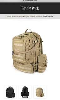 Blackhawk Titan Back Pack (Tan)