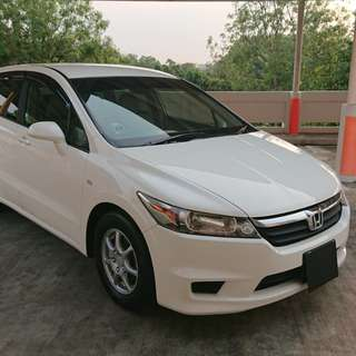 MPV 7 Seater Honda Stream Rental