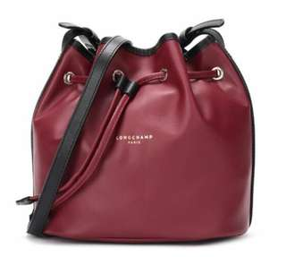 Authentic Longchamp Bucket bag