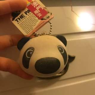 VERY Rare The Panda squishy Artist collection