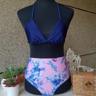 2pc Highwaist Swimwear