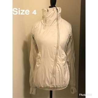 Lululemon Jacket-size 4