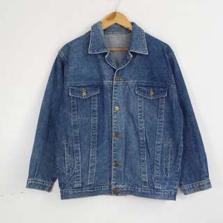 Rare Vintage Oversized Denim Jacket