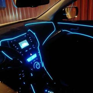 CAR INTERIOR LIGHT @CAR SERVICE
