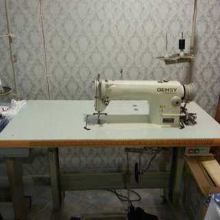 GEMSY 8900 Industrial Sewing Machine