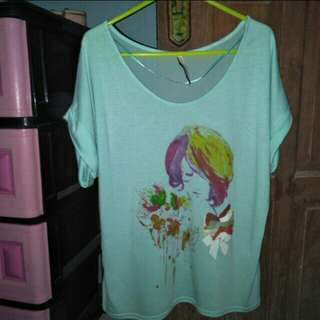 blouse kombinasi