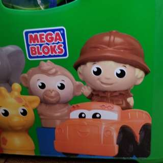 Mega Bloks First Builder