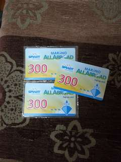 SMART MARINO ALL ABROAD LOAD CARD3 00