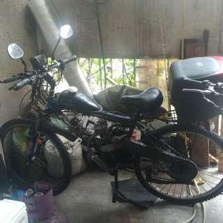 Motorized bike 49cc