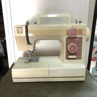 Janome Limited Editions Sewing Machine (Used)