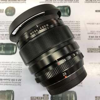 Fujifilm XF 23 F1.4