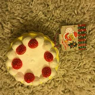 Sammy the patissier RARE limited Christmas Cake