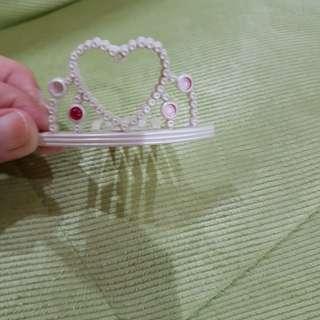 Crown rambut mini