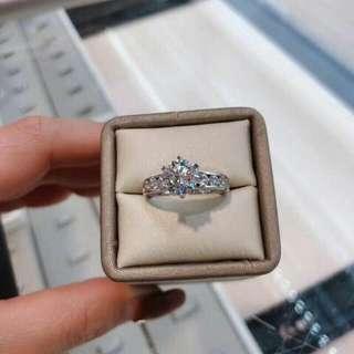1Carat Diamond Ring