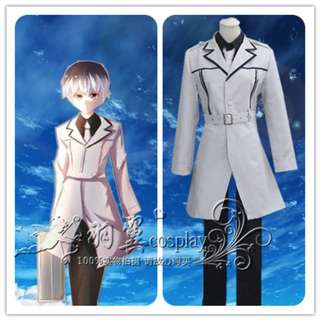 Tokyo Ghoul:re Haise Sasaki Cosplay and Wig [PO]