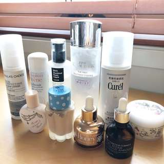 10 bulk Asian Korean beauty Paula's choice Avenue Cosrx Missha treatment essence Mizon Mr Honey Curel