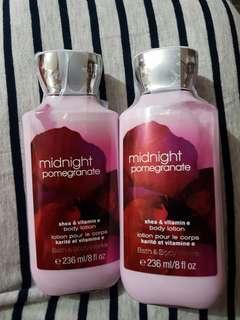 Midnight Pomegranate
