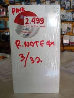 Redmi Note 4x 3/32gb bisa di kredit.