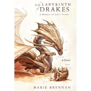 [eBook] In the Labyrinth of Drakes - Marie Brennan