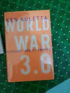 World War 3.0 by Ken Auletta.