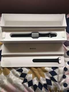 Series 3 Apple Watch- Black