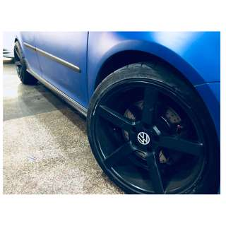 "Volkswagen 18"" Sports Rim For Sale"