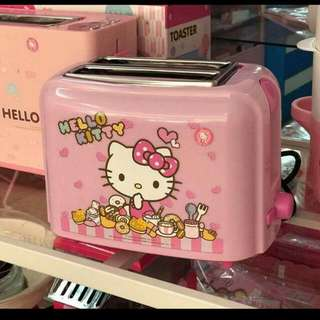 Hello Kitty Bread Toaster