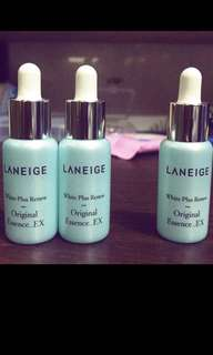 Laneige white plus renew 7ml