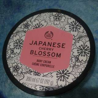 Japanese Cherry Blossom Body Creme