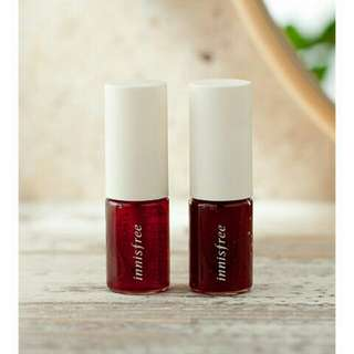 Insfree eco fruit lip tint