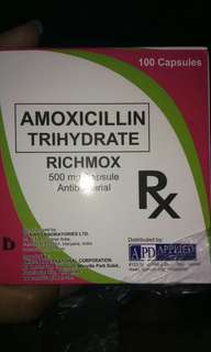 "Amoxicillin Trihydrate ""Richmox"""