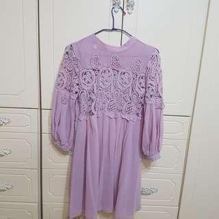 🚚 全新韓式2件式洋裝