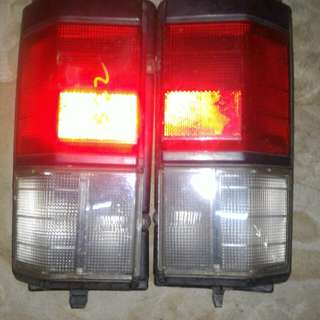 Original Nissan Vanette C22 Van Rear Lamp