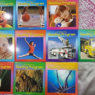 ETL- A child's first reading program