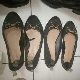 Flatshoes stradivarius