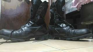 Combat boots for sale! Gibson's