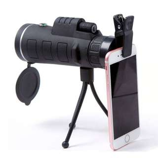 superzoom lens binocular