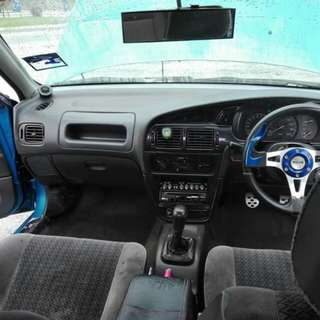Proton Wira 1.5 (M) 96 injection