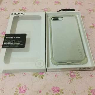 Incipio Sport Clear Original iphone 7/8 Plus LIKE NEW