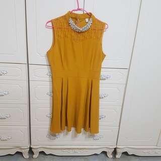 🚚 全新韓式珍珠洋裝