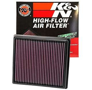 K&N Drop In Filter for BMW F20 and F30.