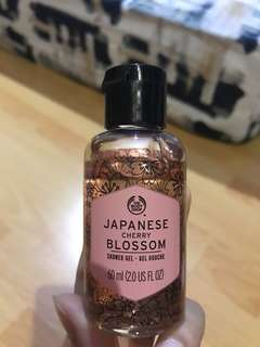 Shower gel Cherry Blosom