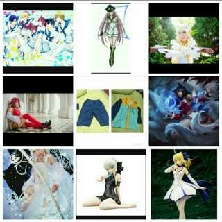 [cosplay clearance]