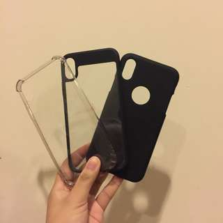 CASE IPHONE X TAKE ALL