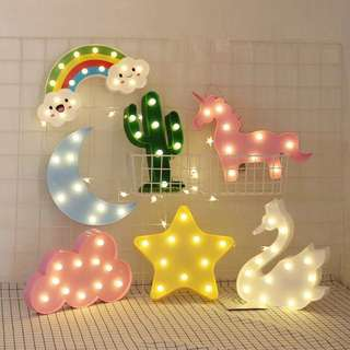 Decorative Lights - with battery