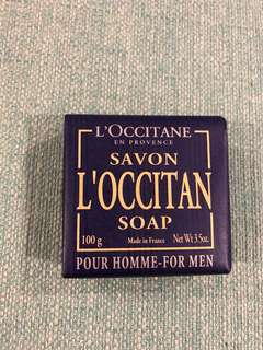 Loccitan Savon Soap for men