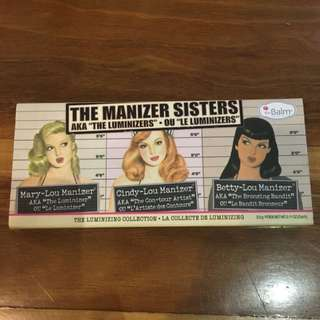 The Balm The Manizer Sisters Replica