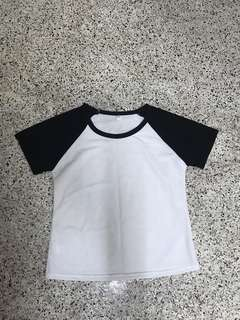 NEW RAGLAN BASIC TOP