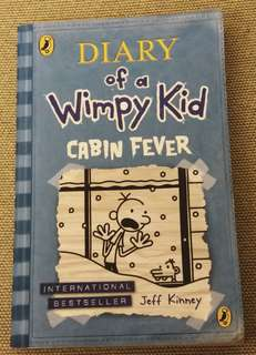 Diary Of A Wimpy Kid (Cabin Fever)