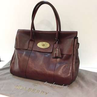 Mulberry Heritage Bayswater Tote